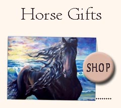 Horse gifts, t-shirts, and more