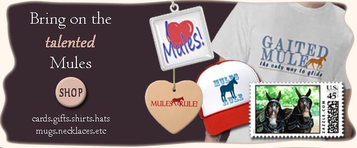 Bring on the talented mules - gifts